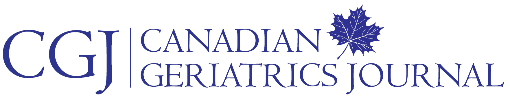 Geriatrics Journal logo